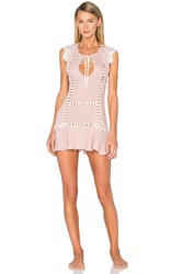 For Love And Lemons Emmy Nightie Blush