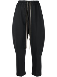 Rick Owens Cropped Tapered Trousers 60