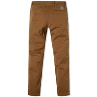 Carhartt Sid Pant Brown