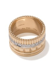 Boucheron Quatre Radiant Ring Yg