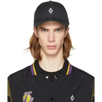 Marcelo Burlon County Of Milan Black Starter Edition Cross Cap