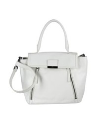 Cnc Costume National C'n'c' Costume National Handbags White