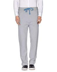 Byblos Trousers Casual Trousers Men Light Grey