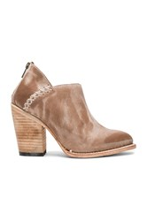 Freebird Steel Booties Taupe