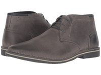 Steve Madden Harken Grey Men's Lace Up Boots Gray