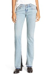 Rag And Bone Women's Jean Lottie High Rise Bootcut Jeans
