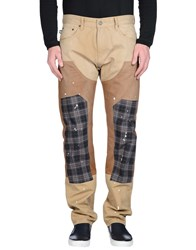 Mostly Heard Rarely Seen Trousers Casual Trousers Men Beige