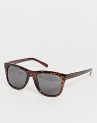 Cheap Monday Timeless Square Frame Sunglasses Brown