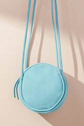 Anthropologie Cielo Small Crossbody Bag Turquoise