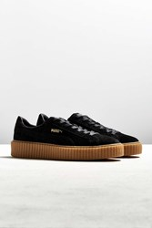 Puma Fenty By Rihanna Men's Suede Creeper Sneaker Black
