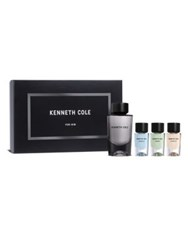 Kenneth Cole For Him Four Piece Gift Set No Color