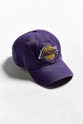 47 Brand '47 Los Angeles Lakers Baseball Hat Purple