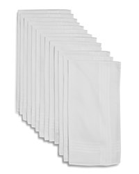 Bloomingdale's The Men's Store At Cotton Handkerchiefs Pack Of 13 White