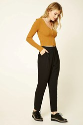Forever 21 Contemporary High Rise Trousers