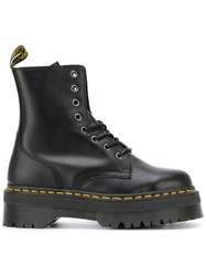 Dr. Martens Lace Up Boots Black