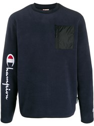 Champion Zipped Patch Pocket Jumper 60