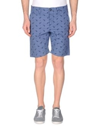 Only And Sons Bermudas Brick Red
