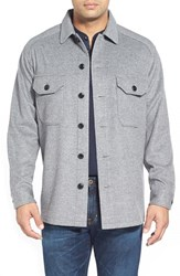 Men's Pendleton 'Beaumont' Wool And Cashmere Shirt Jacket