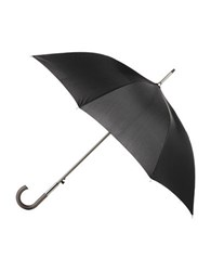 Totes Signature Auto Open Stick Umbrella Black
