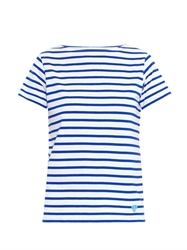 Orcival Breton Striped Cotton T Shirt