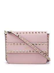 Valentino Studded Leather Clutch Bag 60