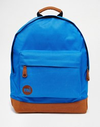 Mi Pac Classic Royal Blue Backpack Blue Navy