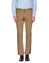 Barena Trousers Casual Trousers Men Camel