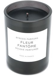 Byredo Scented Candle Black
