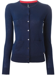 Woolrich Front Pocket Cardigan