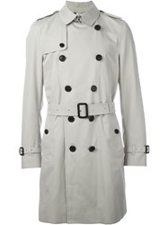Burberry London Classic Trench Coat Nude And Neutrals