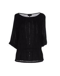 Richmond Denim Blouses Black