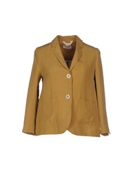 Momoni Momoni Suits And Jackets Blazers Women Sand
