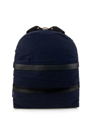 Marni Washed Linen Twill Backpack