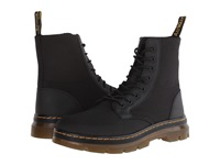Dr. Martens Combs Fold Down Boot Black Extra Tough Nylon Rubbery Men's Lace Up Boots Beige