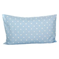 Cath Kidston Spot Pillowcase Duck Egg
