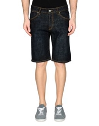 Timeout Denim Bermudas Steel Grey