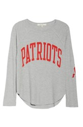 Junk Food Nfl Thermal Tee Patriots
