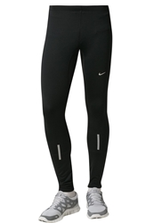 Nike Performance Element Thermal Tights Black Matte Silver