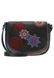 Desigual Across Body Bag Black