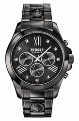Men's Versus By Versace Chronograph Bracelet Watch 44Mm