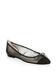 Sarah Jessica Parker First Dance Flats Black
