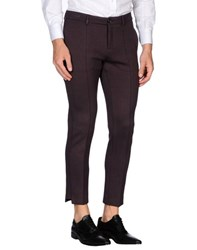Paolo Pecora Trousers 3 4 Length Trousers Men