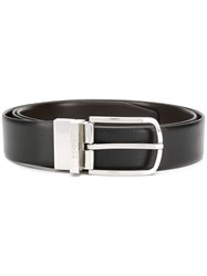 Hugo Boss Classic Adjustable Belt Black