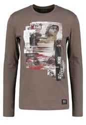 Brooklyn's Own By Rocawear Regular Fit Long Sleeved Top Olive Night
