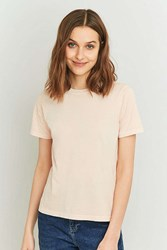 Bdg Washed Crew Neck Tee Peach
