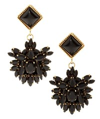 Maiocci Meras Black Hand Made Earrings