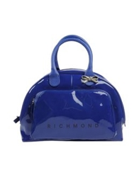 Richmond Handbags Bright Blue