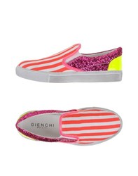 Gienchi Footwear Low Tops And Trainers Women