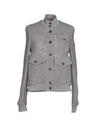 Swiss Chriss Jackets Grey