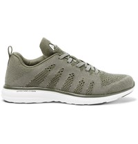 Athletic Propulsion Labs Techloom Pro Cashmere Blend Sneakers Green